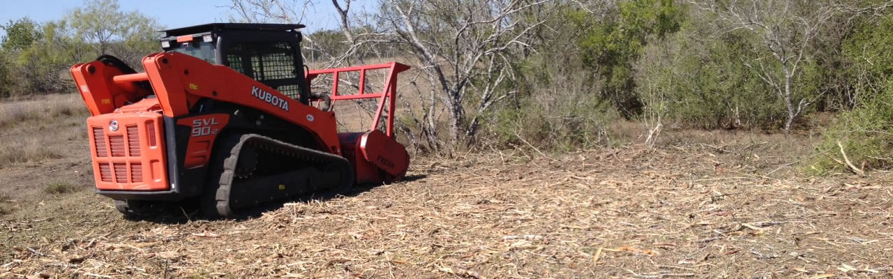 Brush Clearing for Ranches